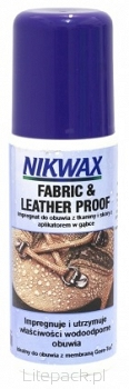 FABRIC & LEATHER PROOF gąbka 125ml