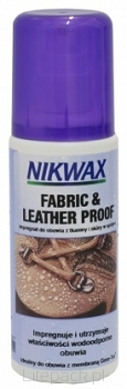 FABRIC & LEATHER PROOF spray 125ml